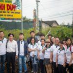 Trung tâm Dạy nghề tổ chức hoạt động Về nguồn mừng xuân Mậu Tuất 2018