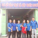 Chi đoàn Trung tâm Dạy nghề NNCNC tổ chức chuyến đi thiện nguyện tại Mái ấm Thiện Duyên