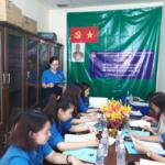 Đại hội Chi đoàn Trung Tâm Dạy nghề Nông nghiệp Công nghệ cao lần thứ III, nhiệm kỳ 2019 – 2022