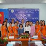 Trung Tâm Dạy Nghề NNCNC Tổ chức Hội nghị CB-CC-VC năm 2019