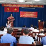 """Khai giảng lớp  """"Sản xuất Nấm bào ngư"""" tại xã Đông Thạnh, huyện Hóc Môn"""